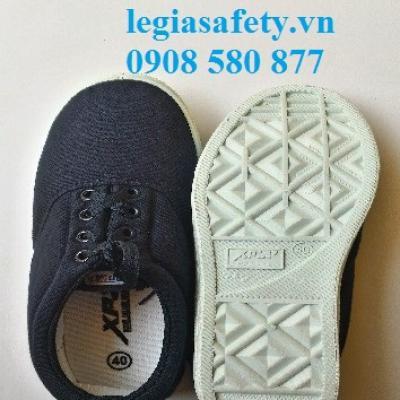 Giày Vải buộc dây nam - XP3027-1