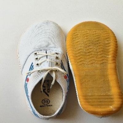 Giày Vải XP - Bata Trắng
