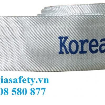 Vòi Chữa Cháy Tiêu Chuẩn Hàn Quốc D50 - 13 Bar - 30 Mét