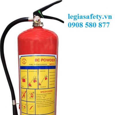Bình Chữa Cháy Bột BC MFZ8 - 8 Kg