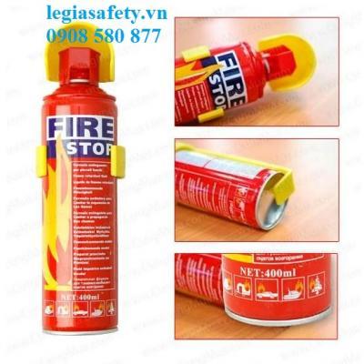 Bình Chữa Cháy Mini Foam 400 ml