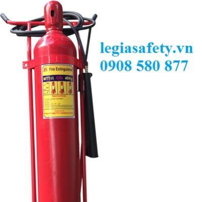 Bình Chữa Cháy CO2 - MTT45 - 45 Kg