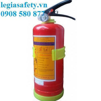 Bình Chữa Cháy Mini BC MFZ2 - 2 Kg