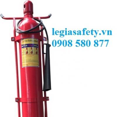 Bình Chữa Cháy CO2 - MTT24 - 24 Kg