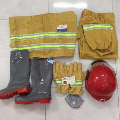 Bộ Quần Áo Chống Cháy Theo Thông Tư 48/2015/BCA