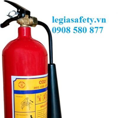 Bình Chữa Cháy CO2 - MT3 - 3 Kg