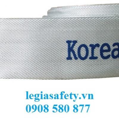 Vòi Chữa Cháy Tiêu Chuẩn Hàn Quốc D65 - 13 Bar - 30 Mét