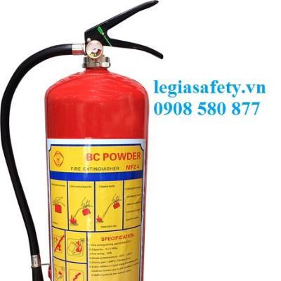 Bình Chữa Cháy Bột BC MFZ4 - 4 Kg