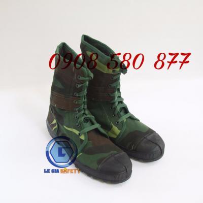 Giày Ghệt Dã Chiến Rằn Ri K07 - Mã 473